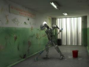 3D Art Design Wallpaper Pack 2 | Car | Robot | Resolution 1280 x 960