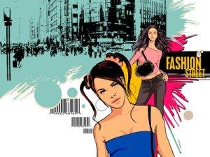 Wallpapers - Urban fashion (Part 1)