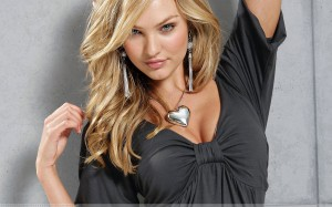 Hot Model Candice Swanepoel Wallpaper | Hight Resolution 1920 x 1200