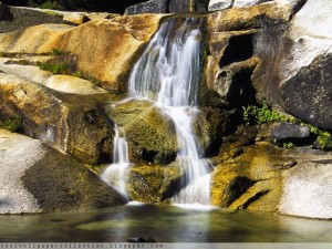 Natural View Water Fall Photos | Resolution 800x600