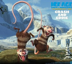 Wallpapers - Ice Age 3