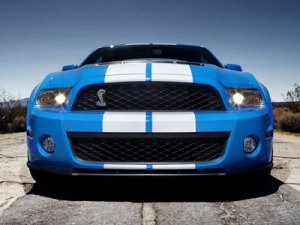 Wallpapers - Ford Mustang Shelby GT500 (2010)