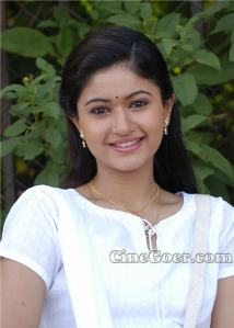 Poonam Bajwa is looking Cute in White Dress