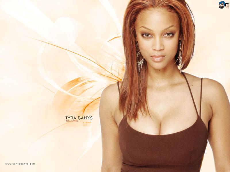 V Banks Model Tyra Banks | Super Hot...